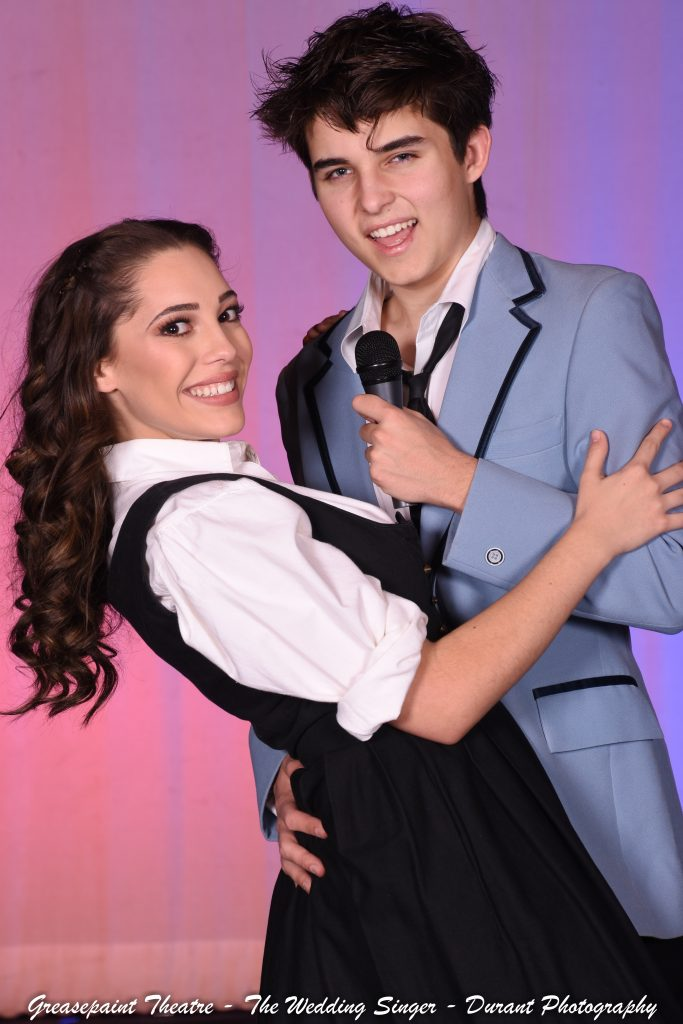 Greasepaint Presents THE WEDDING SINGER February 9 18